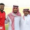 رئيس الرياض والمدرب يجتمعان باللاعبين