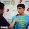 العمري ينفي انتقال حارس العروبة إلى نادي الاتحاد