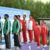 أخضر الرماية ينهي مشاركته في الخليج بـ12 ميدالية