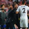تعادل ريال مدريد واتلتيكو مدريد ذهابا واصابة رونالدو