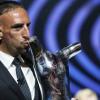 ريبيري يتفوق على ميسي ورونالدو ويتوج بأفضل لاعب في أوروبا