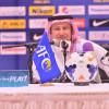 مدرب اللهلال : مباريات الكؤوس تحتاج للفوز فقط دون اهمية للآداء
