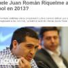 الارجنتيني ريكلمي يؤكد وصول عرضين من السعودية والبرازيل