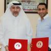 مطالبات قطرية بابعاد الجابر عن إدارة النادي العربي