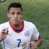 نجم تشيلي قلق من اداء التحكيم في مباراة البرازيل