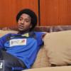 نقل لاعب النصر السابق سعود حمود الى مستشفى الحرس بعد استقرار حالته