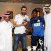 سعود حمود يعتذر للنادي العربي وللشويع عن احداث مباراة كأس العرب