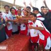 شباب التوباد أبطالا لدوري محافظة الخرج