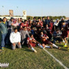 شباب الفيصلي أبطال المجمعة للمرة الثالثة على التوالي