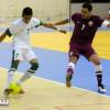 أخضر الصالات يحقق تعادل ثمين أمام قطر