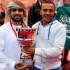 العوهلي يهنئ بأول إنجاز سعودي في 2013