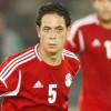 العروبة يجتمع بلاعب منتخب مصر من أجل الحصول على توقيعه