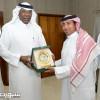 الاتحاد السعودي يكرم الحربين بمناسبة ماجستير التعليق الرياضي