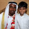 نجم النادي الاهلي يحتفي بزواجه – صور