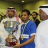 علي بن سلطان يتوج بكأس بطولة سداسيات النهضة