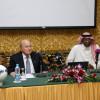 بلاتر يشيد يتطور الاتحاد السعودي وعيد يعلن اطلاق برنامج الهدف