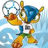 """الفيفا يطلق إسم """"فوليكو"""" على تميمة مونديال البرازيل"""