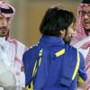 رئيس النصر يدعم بعثة فريقه في اوزباكستان