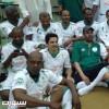 بالفيديو: قدامى منتخب السامبا يمزقون شباك المنتخب السعودي بسداسية