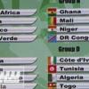 كأس أفريقيا: تونس والجزائر في مجموعة نارية مع كوت ديفوار