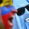 شاهد صور من مباراة كولومبيا واوروغواي
