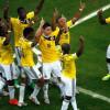 كولومبيا تغلق التدريبات امام الاعلام قبل موقعة البرازيل