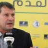 العروبة يتعاقد مع المدرب الفرنسي لوران بانيد