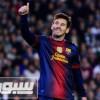 ميسي يغيب عن تمارين برشلونة بسبب المرض