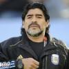 مارادونا يدرب المنتخب الفلسطيني مجاناً