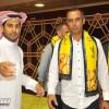 مدرب التعاون يصل مطار الملك خالد بالرياض