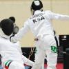 السعودية تحقق 4 ميداليات في عربي 20 للمبارزة