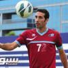 أبو تريكة يؤازر لاعبي الأهلي استعدادا للقاء الزمالك