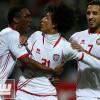 عموري ينفي خلافه مع مدرب المنتخب الاماراتي