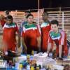 فريق نجران يعود بعد إجازة طويلة ويحتفل مع اللاعبين بالعيد – صور