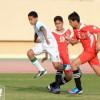 منتخب البراعم يتعادل مع الاردن ويواصل صدارته لمجموعته الآسيوية