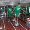 منتخب الشباب يجري أولى تدريباته في دبي استعداداً لكأس آسيا – صور