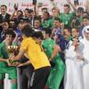 بالصور : أخضر الناشئين يخسر النهائي العربي أمام العراق بهدفين نظيفين