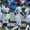 غانا تسحق السودان برباعية في التصفيات المونديالية