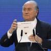 بلاتر يتوقع تغيير موعد إقامة مونديال 2022 في قطر