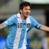 ميسي ينضم للمنتخب الأرجنتيني رغم الإصابة