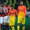بالفيديو: برشلونة يتذوق المرارة الإيطالية وشالكه يعود بتعادل ثمين