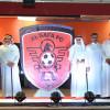 الصفا يدشن شعار فريق كرة القدم المشارك في دوري ركاء