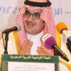 رئيس النصر يهنئ الامير نواف بن فيصل بجائزة محمد بن راشد للإبداع الرياضي