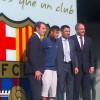 روسيل رئيس برشلونة الاسباني يقول إنه ترك منصبه
