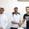 بالصور: هجر يوقع مع الحريري ويواجه القادسية ودياً