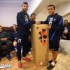 """العربية : توقيت """"هدايا"""" لاعبي الهلال يثير علامات الاستفهام"""