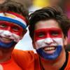 شاهد صور من مباراة هولندا وكوستاريكا