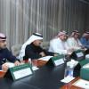 وفد الجامعات يطلع على خبرات الأولمبية السعودية