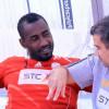 """وليد عبدالله: بدأت الكرة كـ""""مهاجم"""" واغمي عليّ بسبب الأمير نواف"""