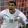 العراقي يونس محمود يعتزل كرة القدم